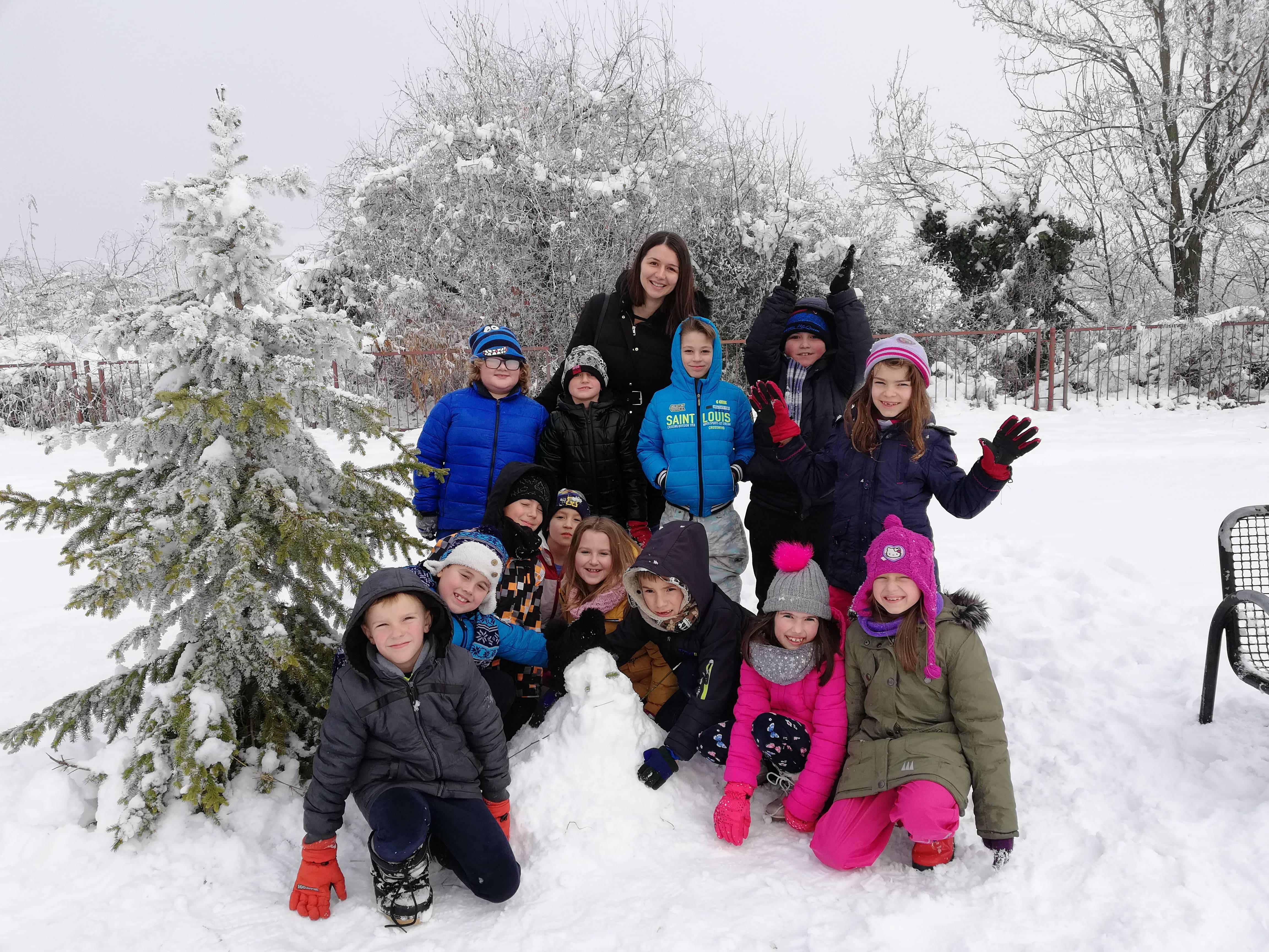 Osnovna škola Nikole Andrića - Razredne zanimljivosti drugog